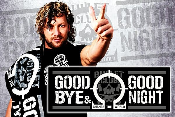 Kenny Omega - New Japan Pro Wrestling - Photo Credit: Kenny Omega on Twitter/NJPW